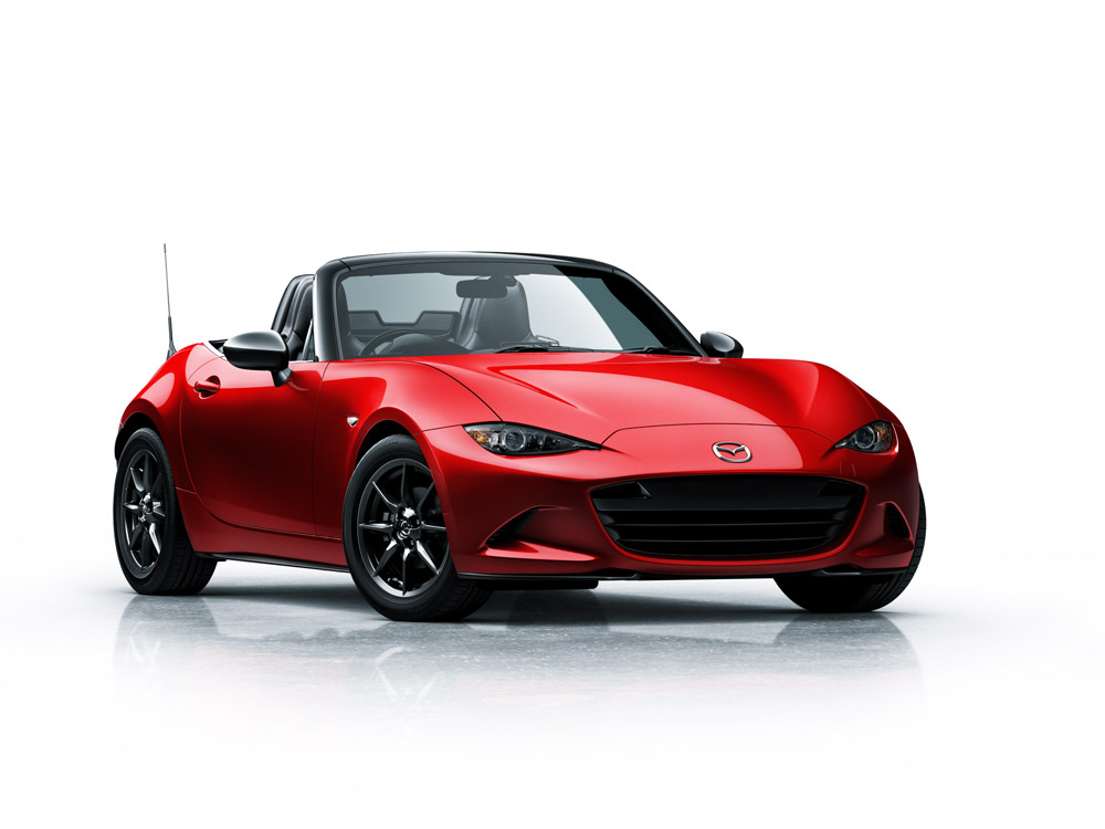 Mazda Announces New Battery Tender Mazda MX-5 Cup