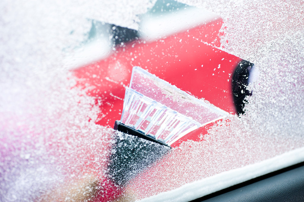 How To Defrost Windows Better With Science!