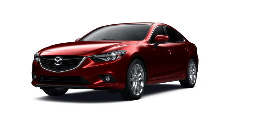 Mazda6 Helps Mazda Rank Second In Consumer Reports Report Cards
