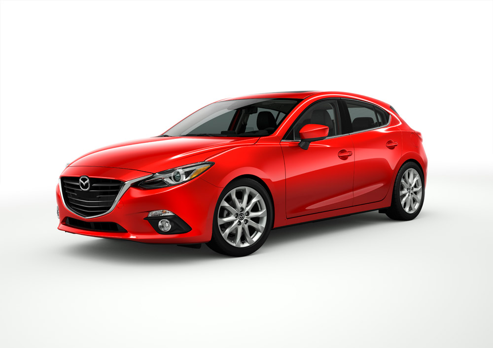 Mazda3 Makes Best Family Cars Of 2015 List From Edmunds, Parents Magazine