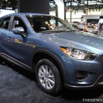 Mazda CX-5 Boosted Mazda's China Sales