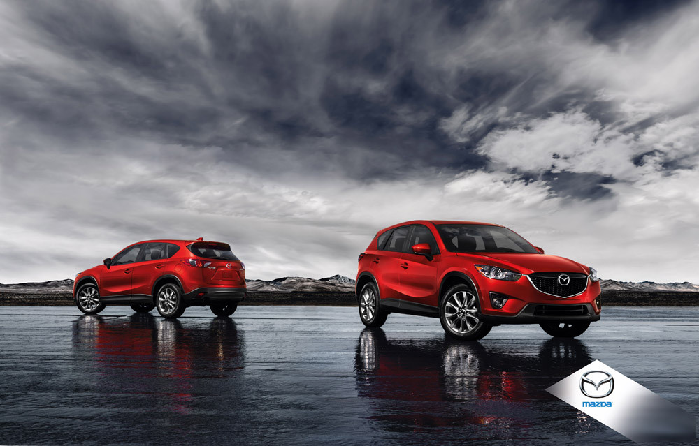 KBB.com Rains Praises on 2015 CX-5 with Multiple 10 Best Awards