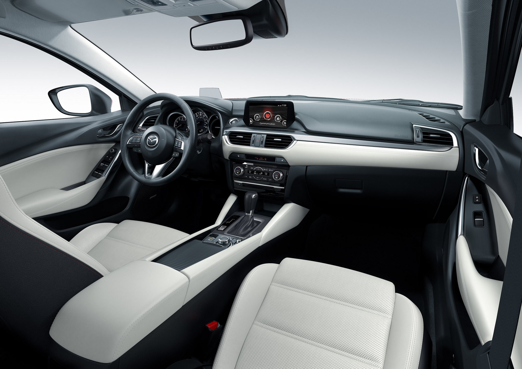Ward's Best Interiors: 2016 Mazda6