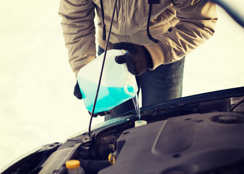 vehicle winterizing tips