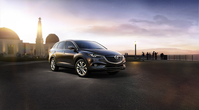Mazda CX-9 Wins EBONY Luxury Vehicle Award