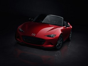 Mazda MX-5 Wins Two 2016 World Car Awards