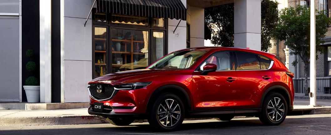 Redesigned 2017 CX-5 | Wantagh Mazda | Wantagh, NY