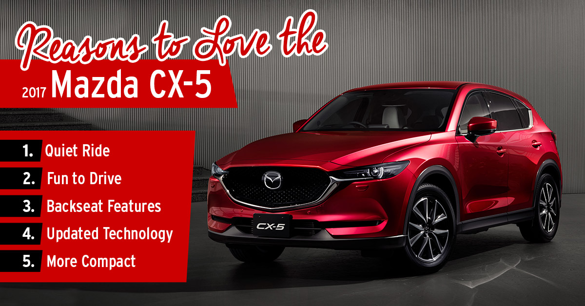 Get the Mazda CX-5 | Wantagh Mazda | Wantagh, NY