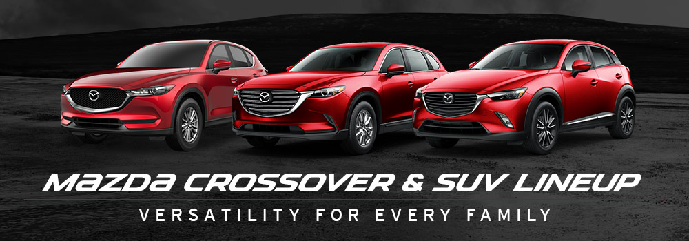 Perfect Family-Friendly Crossover   Wantagh Mazda in Wantagh, NY