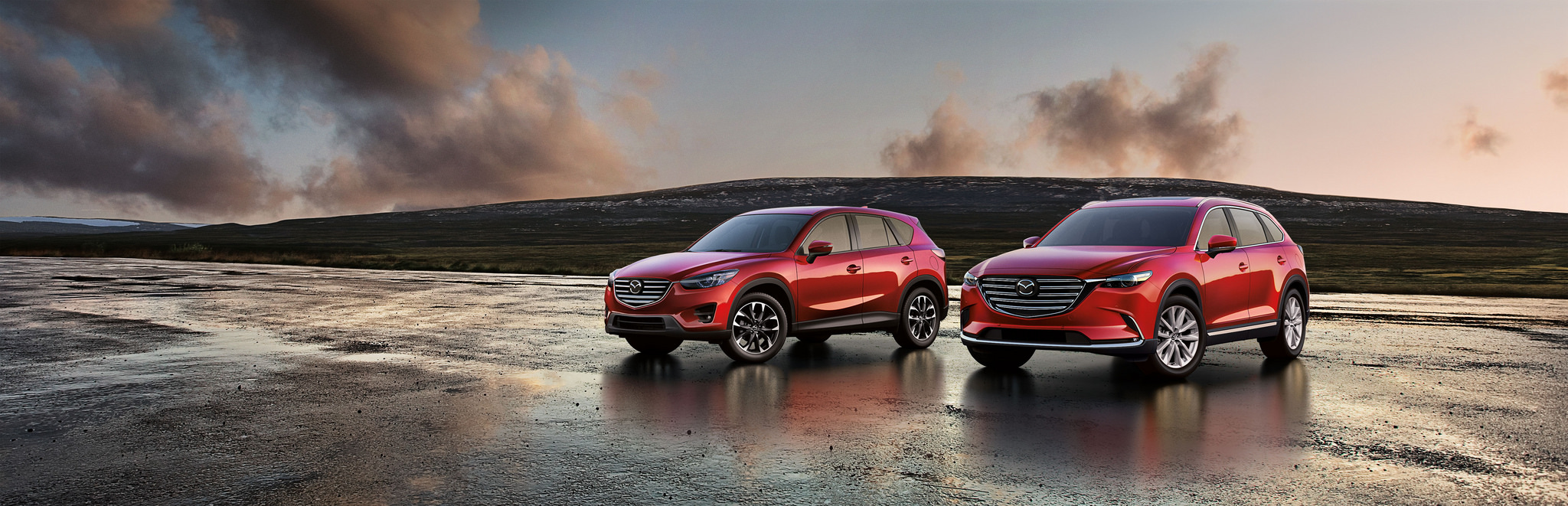 2018 Mazda CX-5 and CX-9 updates