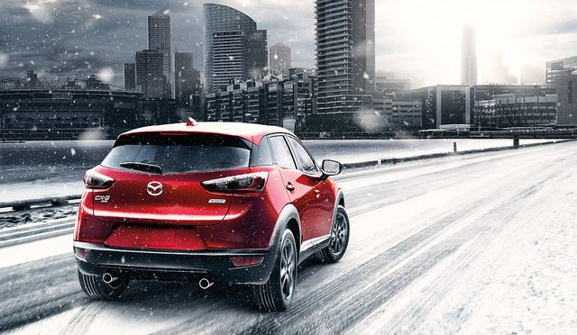 Simple Tips to Prepare Your Mazda For Cold Weather Driving