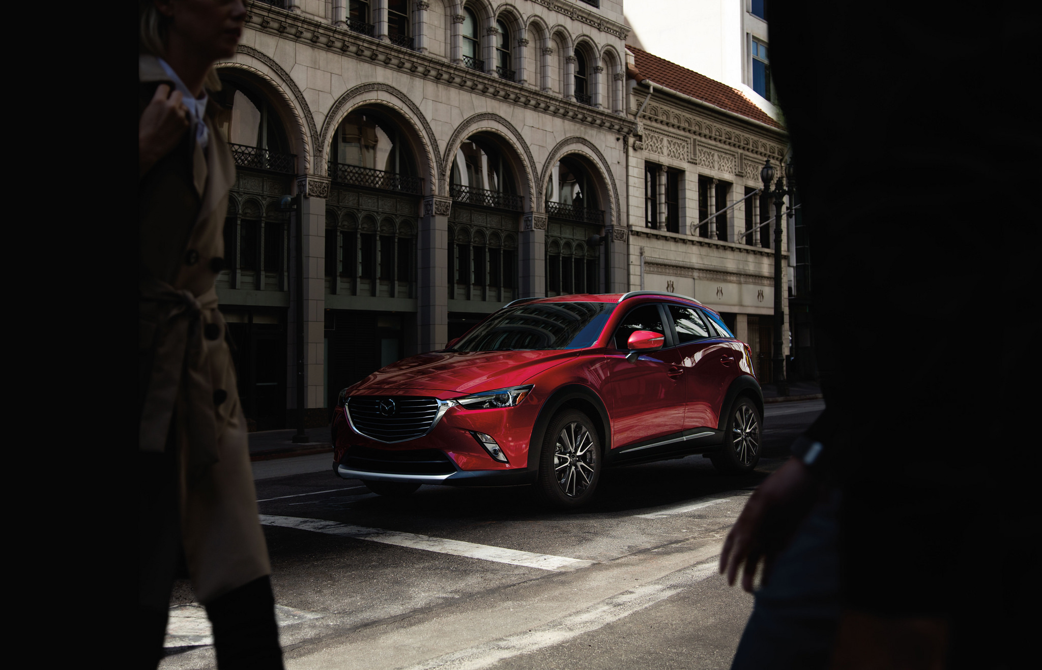 2019 Mazda CX-3 Offers Upgraded Style and Enhanced Performance