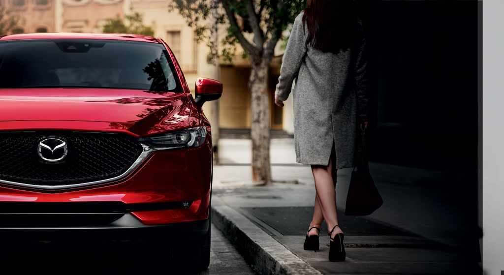 2018 Mazda CX-5 Front View