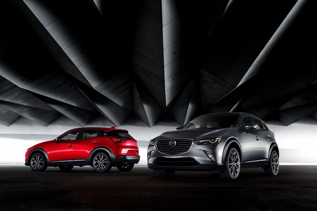 2018 Mazda CX-3 - Crossovers