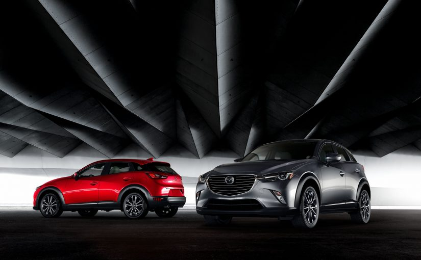 Mazda Builds More Crossovers with All-New Plants