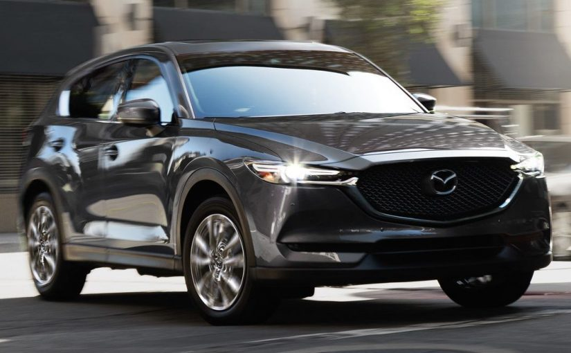 2020 Mazda CX-5 Gets Some Exciting Updates